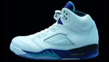 Air Jordan 5 Retro Grape '13