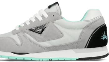 Pony Runner Grey/Mint