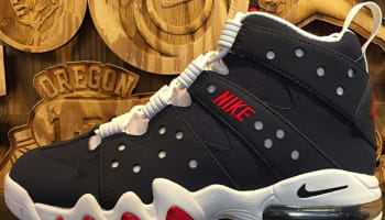 Nike Air Max2 CB '94 Obsidian/Gym Red-White