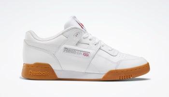 Reebok Workout Plus White/Carbon/Classic Red/Reebok Royal