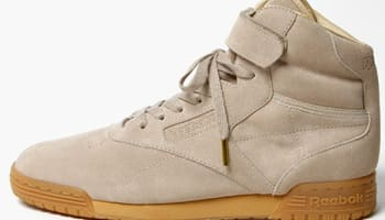 Reebok Ex-O-Fit Clean Hi Vintage Nonnative/Brown Sugar