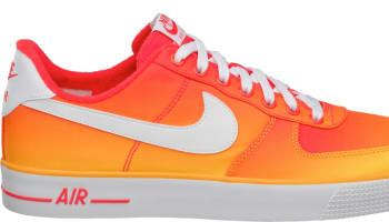 Nike Air Force 1 AC BR Atomic Mango/White