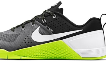 Nike Metcon 1 Dark Grey/Volt-Black-White