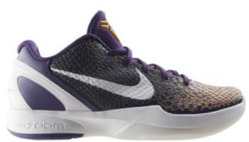 Nike Zoom Kobe 6 Away Gradient