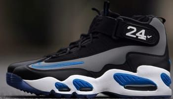 Nike Air Griffey Max 1 Cool Grey/Black-Photo Blue-White