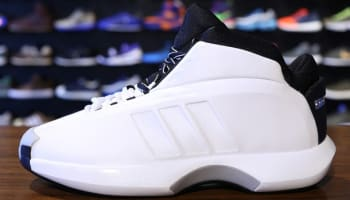 adidas Crazy 1 White/Black