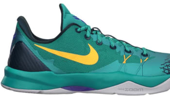 Nike Zoom Kobe Venomenon 4 Turbo Green/Atomic Mango-Nightshield-Purple Venom