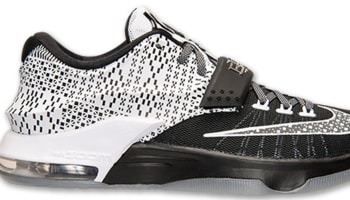 Nike KD VII BHM Black/White-Wolf Grey