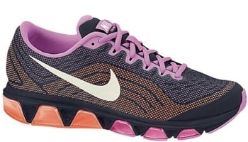 Nike Air Max Tailwind 6 Women's Obsidian/Sail-Red Violet-Atomic Orange