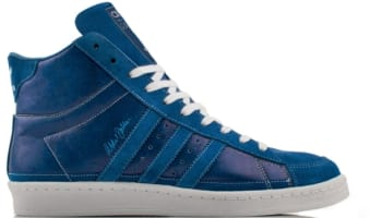 adidas Originals Jabbar Hi Blue/White