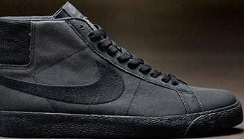 Nike Blazer SB Black/Anthracite-Black