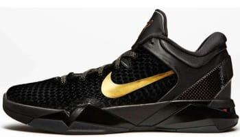 Nike Zoom Kobe 7 System Elite Black/Metallic Gold