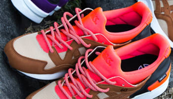 Concepts x Asics Gel-Lyte V Mix & Match Coral