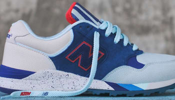 New Balance 850 Light Blue/Navy