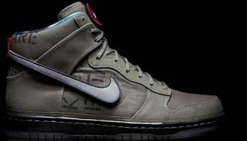 Nike Dunk High Premium QS All-Star Rogue Green