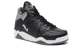 Fila Cage Black/White/Metallic Silver