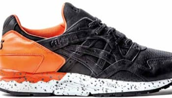 Asics Gel-Lyte V Black/Orange