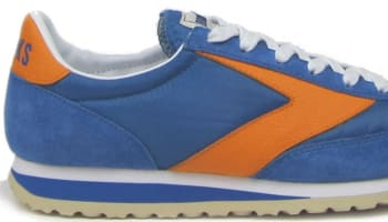 Brooks Vanguard Royal Blue/Classic Orange