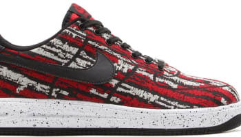 Nike Lunar Force 1 '14 JCRD QS Gym Red/Black