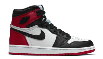 Air Jordan 1 Retro Women's (Satin Black Toe)