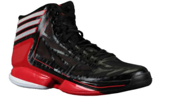 adidas adiZero Crazy Light 2 Black/White-University Red