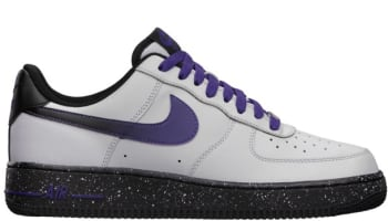 Nike Air Force 1 Low Wolf Grey/Court Purple