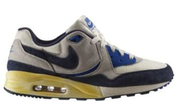 Nike Air Max Light Vintage White/Midnight Navy-Neutral Grey