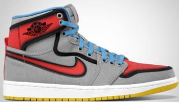 Air Jordan 1 Retro KO High RTTG Barcelona