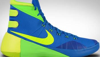 Nike Hyperdunk 2015 Soar/Volt-Green Strike