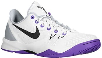 Nike Zoom Kobe Venomenon 4 White/Black-Wolf Grey-Court Purple