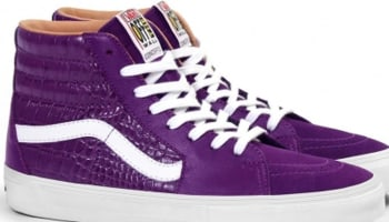 Vans Syndicate Sk8-Hi Purple/White