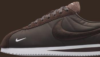 NikeLab Cortez Textile Classic Brown