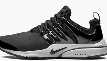 Nike Air Presto SP Black/Black-Cement Grey