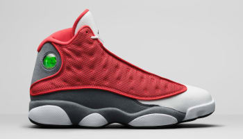 Air Jordan 13 Retro Gym Red/Flint Grey-White-Black