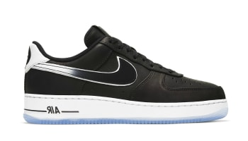 Colin Kaepernick x Nike Air Force 1 Low Black/Black-White