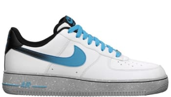 Nike Air Force 1 Low White/Current Blue