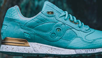 Saucony Shadow 5000 Aqua/Gold