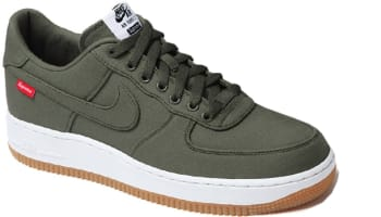 Nike Air Force 1 Low Supreme Olive/Olive