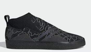 Bape x Adidas 3ST.002 Core Black/Black/Cloud White