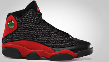 Air Jordan 13 Retro Black/Varsity Red '13