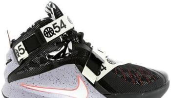 Nike Zoom Soldier 9 LTD Black/White-Purple