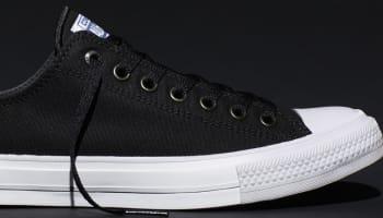 Converse Chuck Taylor All-Star II Ox Black/White
