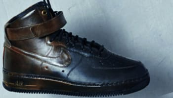 Nike Air Force 1 Hi NG LW SP Black/Black