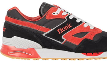 Etonic Stable Base Black/Red