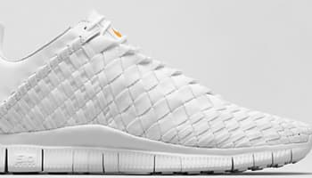 Nike Free Inneva Woven Tech SP White/White