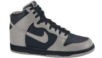 Nike Dunk High Black/Medium Grey