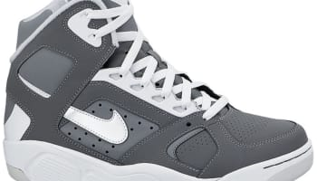 Nike Air Flight Lite High Cool Grey/White-Pure Platinum