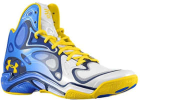 Under Armour Anatomix Spawn Royal/Taxi-White
