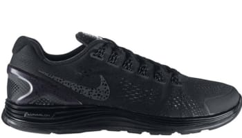 Nike LunarGlide+ 4 Shield NRG Black/Black
