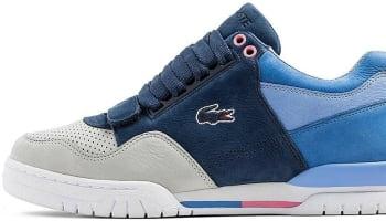 Sneaker Freaker x Lacoste Missouri Cornflower Blue